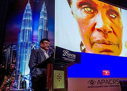 Asia-Pacific Association of Cataract & Refractive Surgeons Annual Meeting 2015