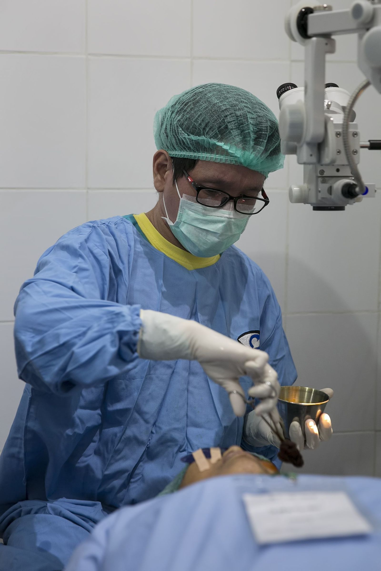 Cataract Surgery in Indonesia