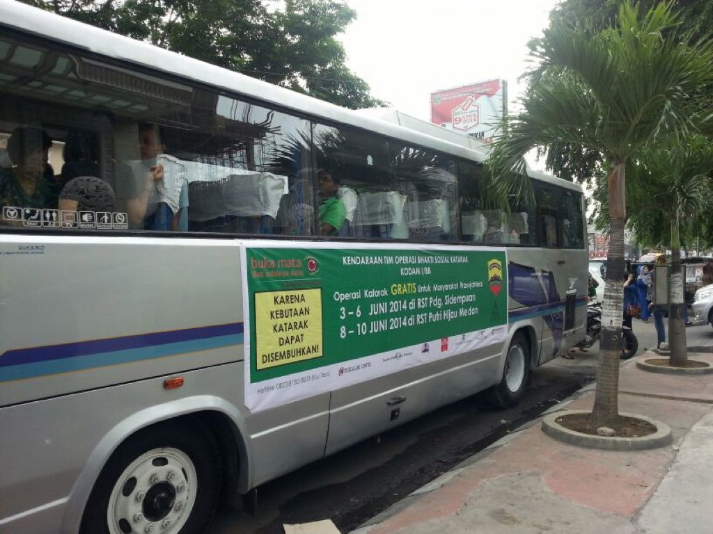 Bus to Sidempuan