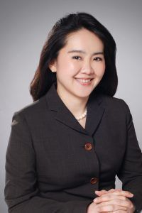Nikolle Tan, a volunteer doctor at A New Vision